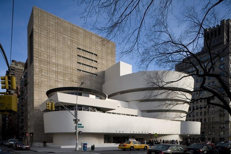 Guggenheim Museum em Nova York