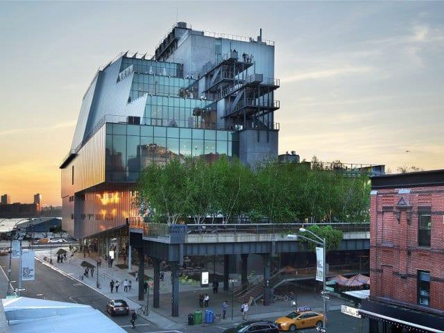 Whitney Museum of American Art em Nova York