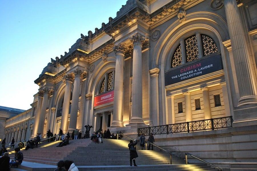 Metropolitan Museum of Art em Nova York