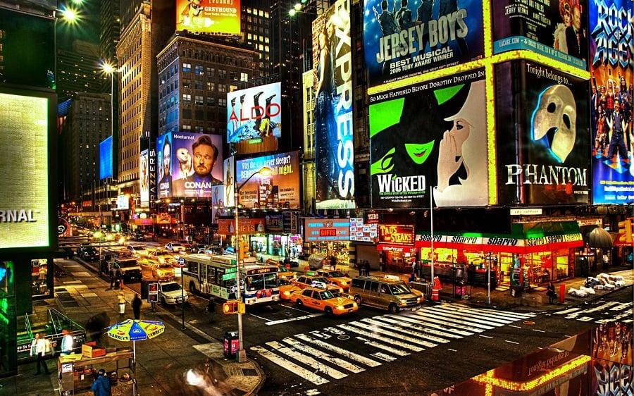 Times Square de Nova York