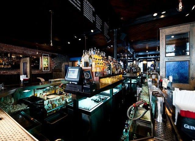 Bar Ulysses Folk House em Nova York