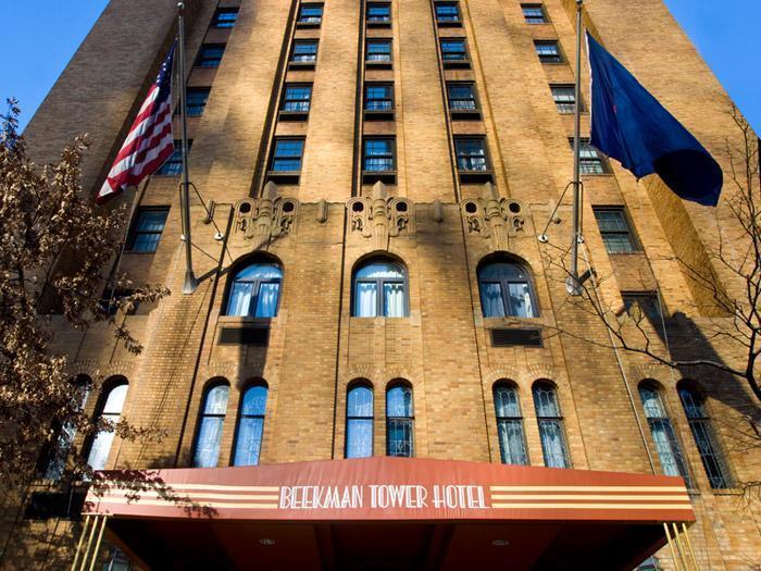Beekman Tower Hotel em Nova York