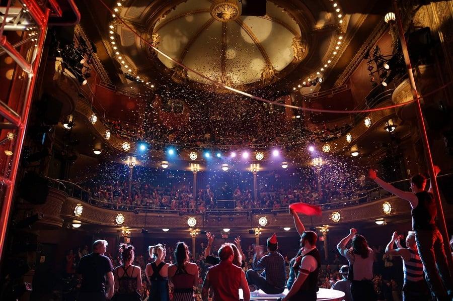 New Victory Theater em Nova York