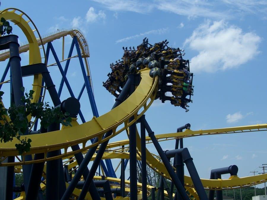 Six Flags Great Adventure em New Jersey