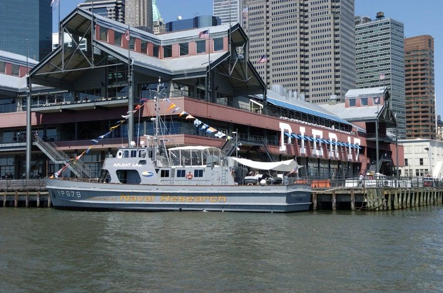 South Street Seaport em Nova York