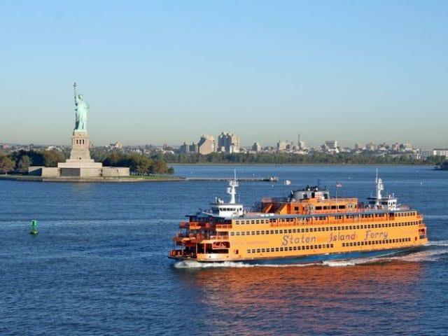 Staten Island Ferry em Nova York: Passeio de barco gratuito