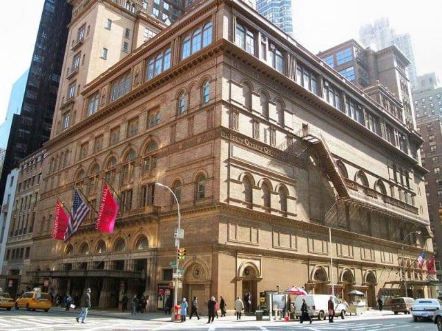 Carnegie Hall em Nova York: Shows e espetáculos