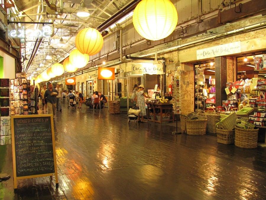 Chelsea Market em Nova York