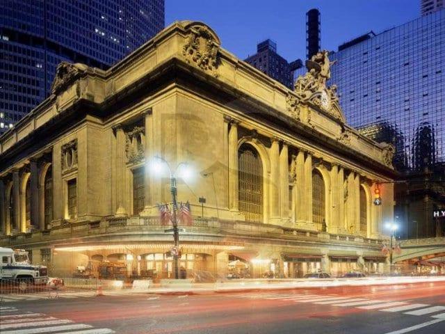 Grand Central Station em Nova York