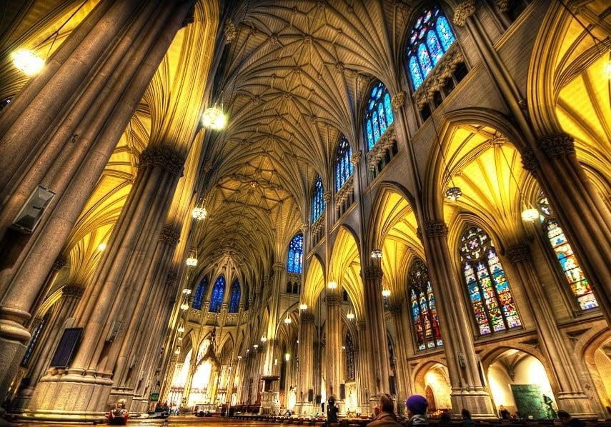 St. Patrick's Cathedral em Nova York