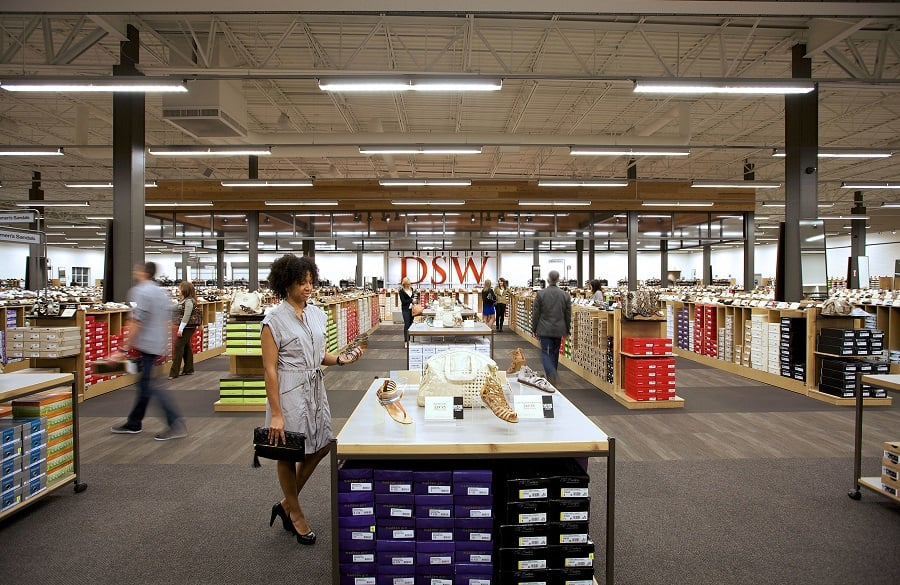DSW (Designer Shoe Warehouse)