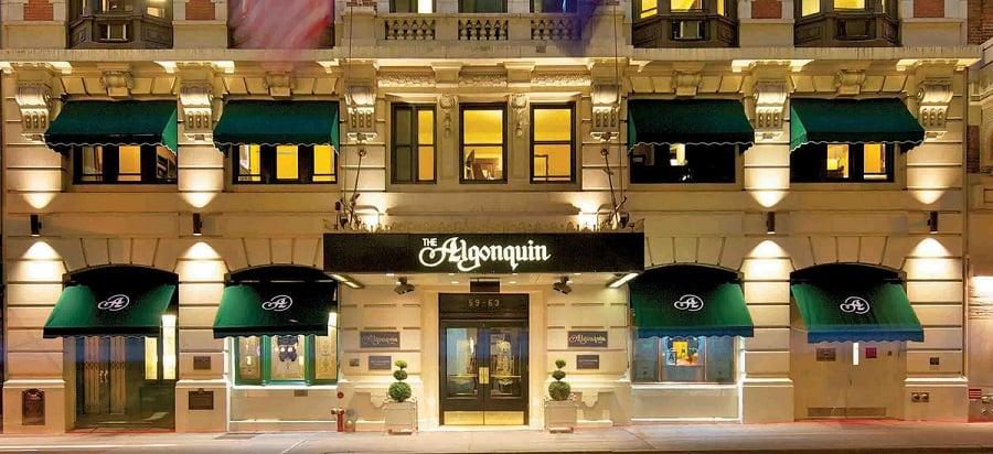 Algonquin Hotel em Nova York