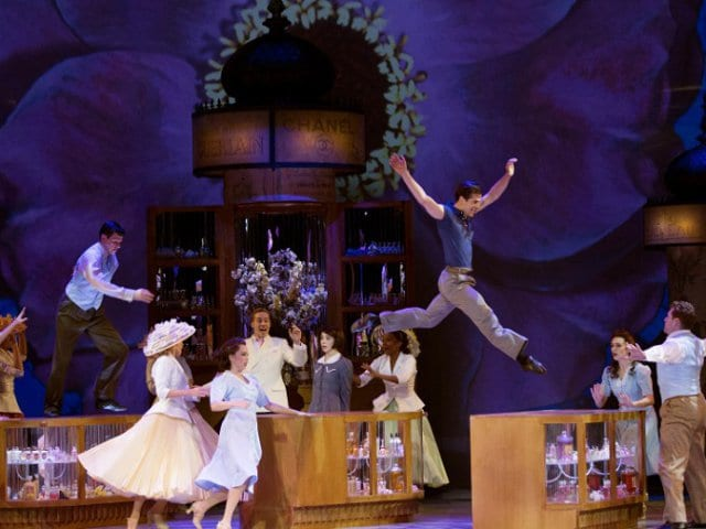 Musical An American in Paris na Broadway em Nova York