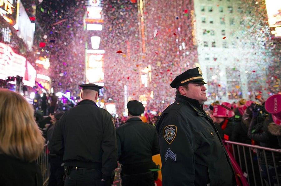 Segurança em Nova York