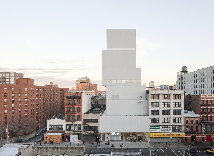 New Museum of Contemporary Art em Nova York