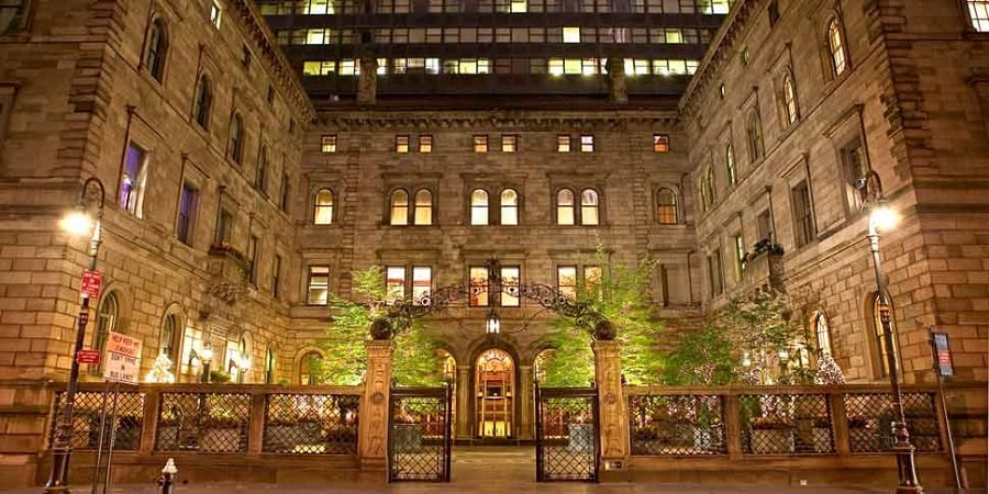 5 Hotéis de Luxo em Nova York