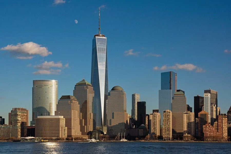 Edifício One World Trade Center em Nova York