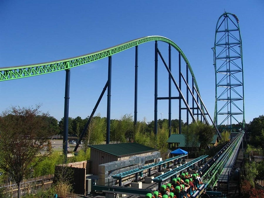 Six Flags Great Adventure em Nova York
