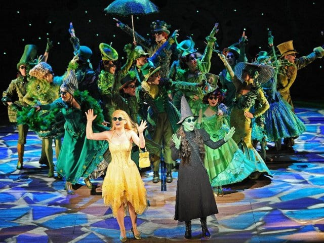 Musical Wicked em Nova York