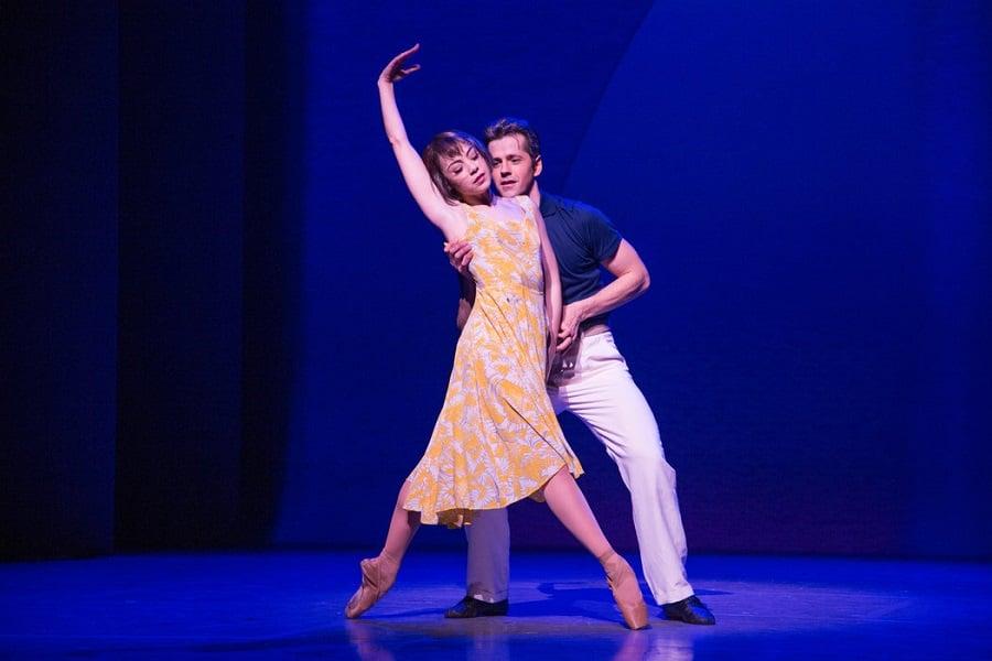 An American in Paris na Broadway em Nova York