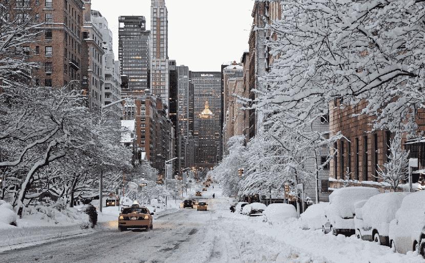 Inverno de Nova York