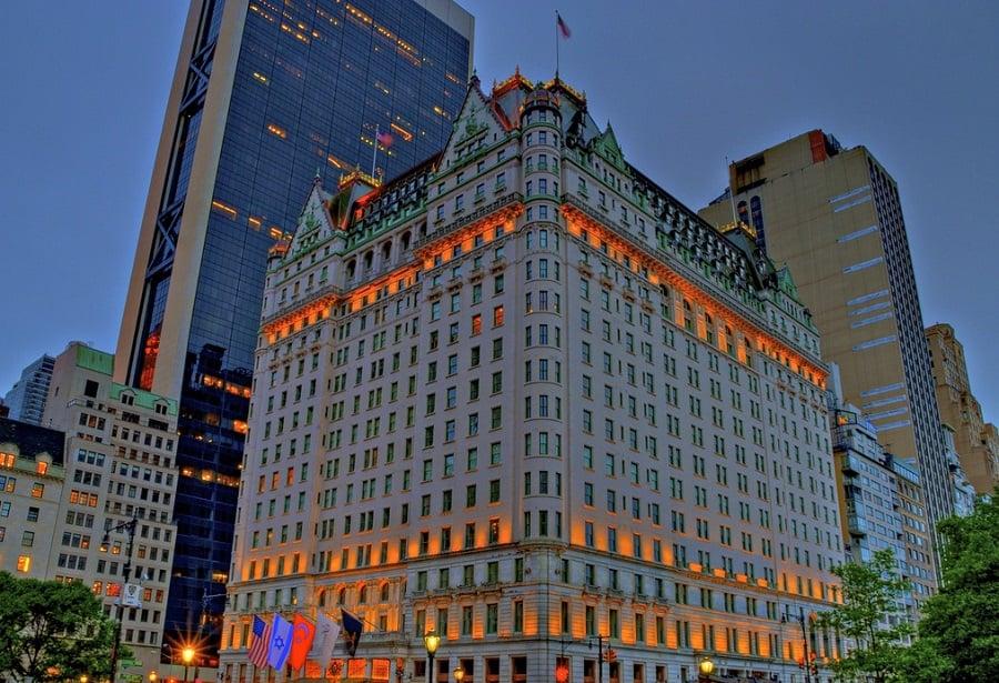 The Plaza Hotel em Nova York