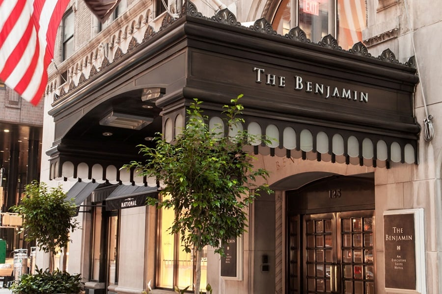 Benjamin Hotel em Nova York