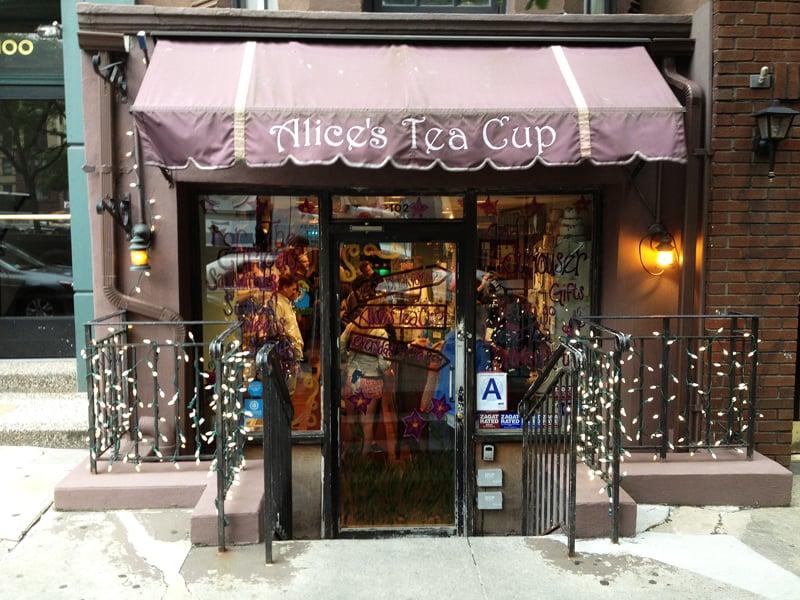 Alice's Tea Cup em Nova York