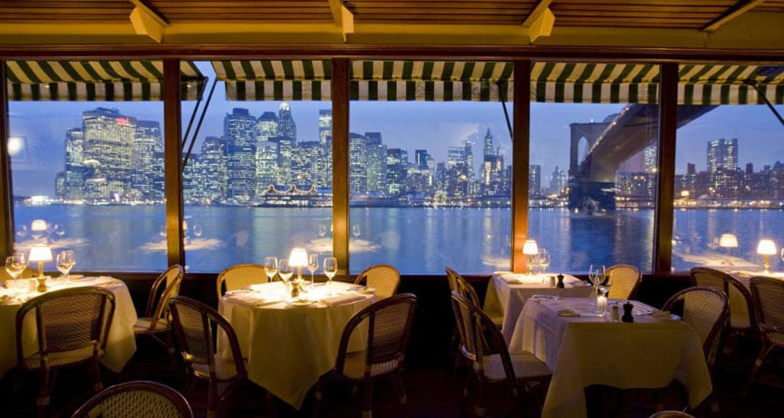 River Café em Nova York