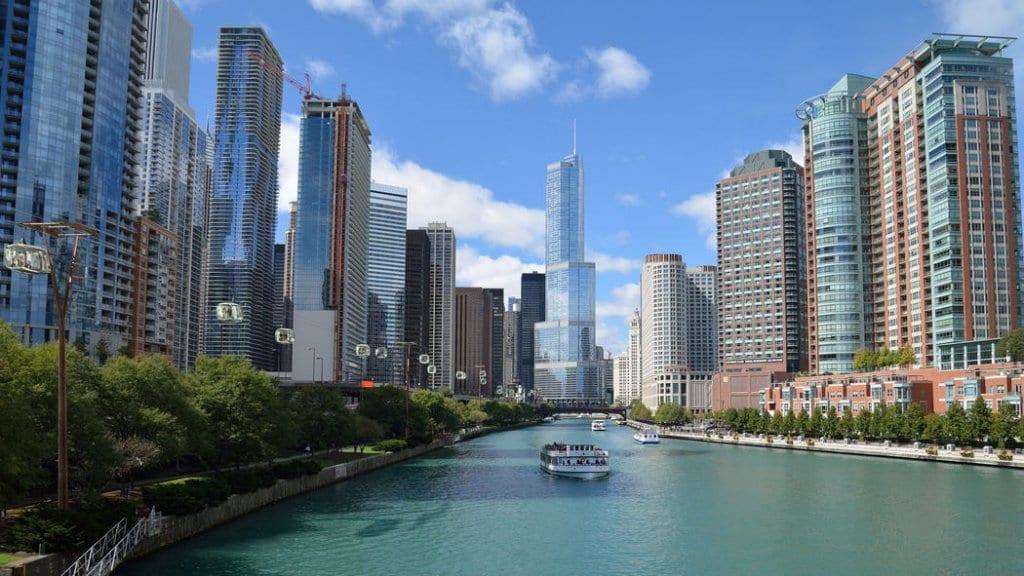 Seguro viagem par Chicago