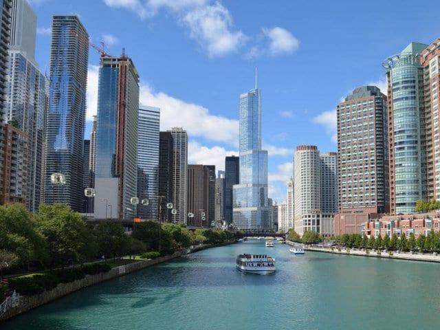 Seguro viagem para Chicago