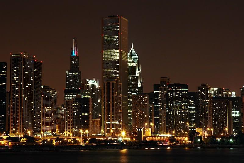O que fazer a noite em Chicago