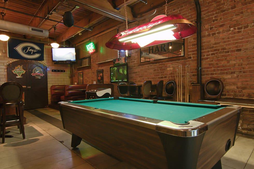 Bar Jak's Tap em Chicago