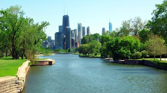 Passeios românticos em Chicago