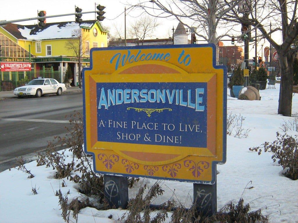 Andersonville em Chicago