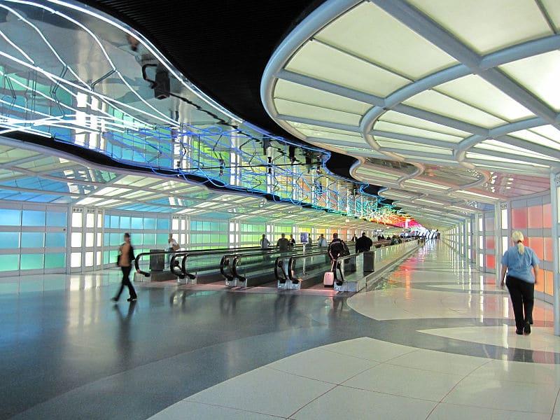 Aeroporto de Chicago