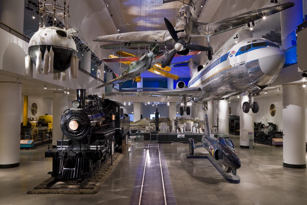 Museum of Science and Industry em Chicago