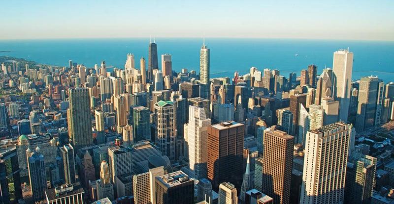 Skydeck em Chicago