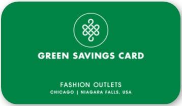 Green Saving Card em Chicago