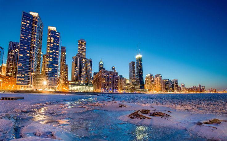 O que fazer no inverno em Chicago
