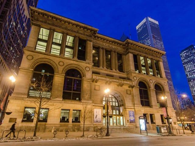 Centro Cultural em Chicago