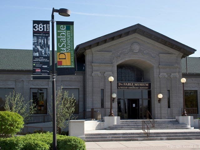 DuSable Museum of African American History em Chicago