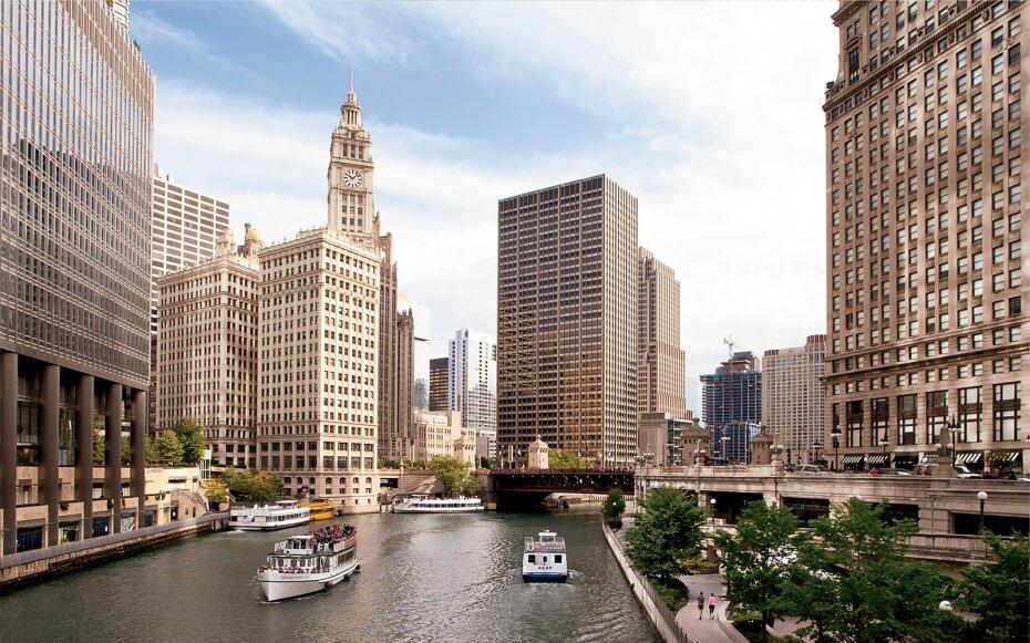 Melhor época para conhecer Chicago