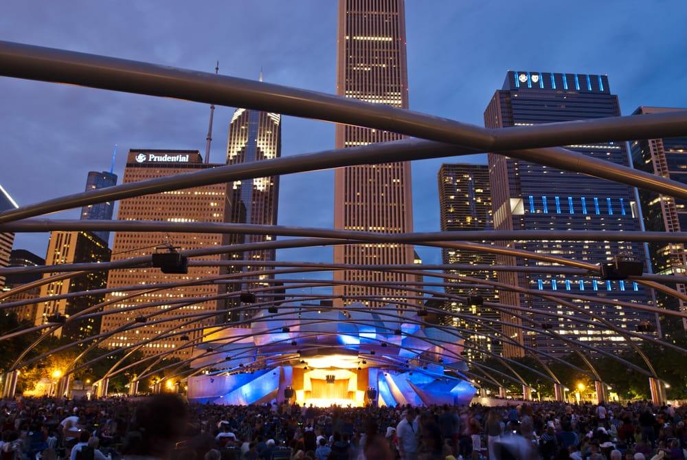 Grant Park Music Festival em Chicago