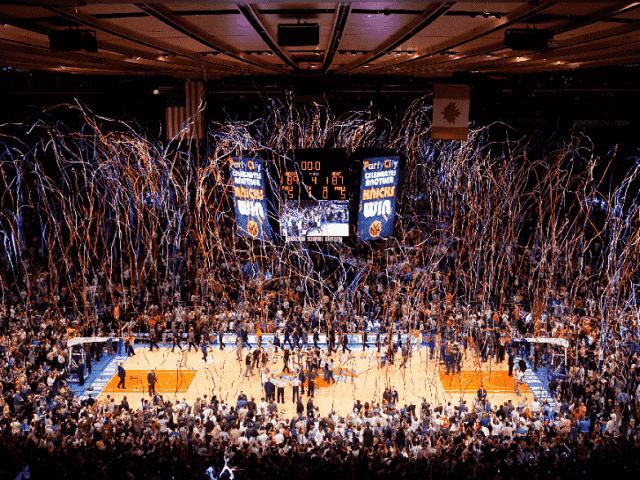 Onde comprar ingressos de jogos do New York Knicks e NBA
