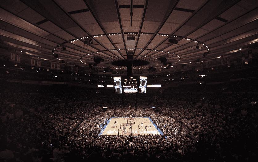 Arena Madison Square Garden em Nova York