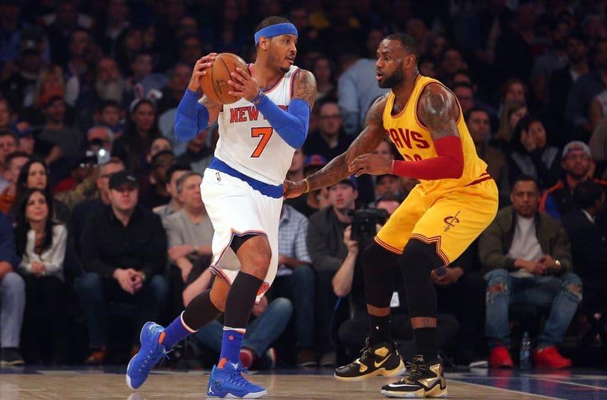 Jogos do New York Knicks na Arena Madison Square Garden em Nova York