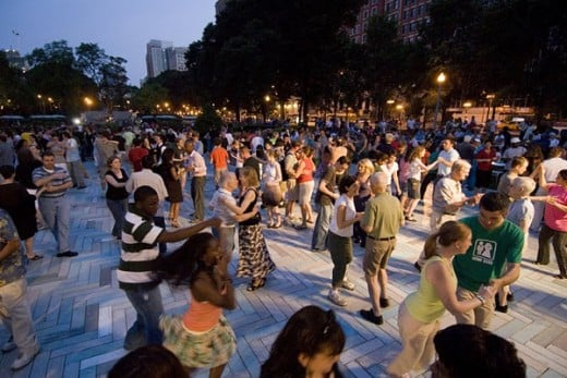 Summer Dance Festival em Chicago