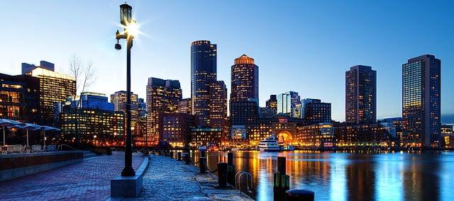 Como ir de Boston a Nova York ou de Nova York a Boston de carro