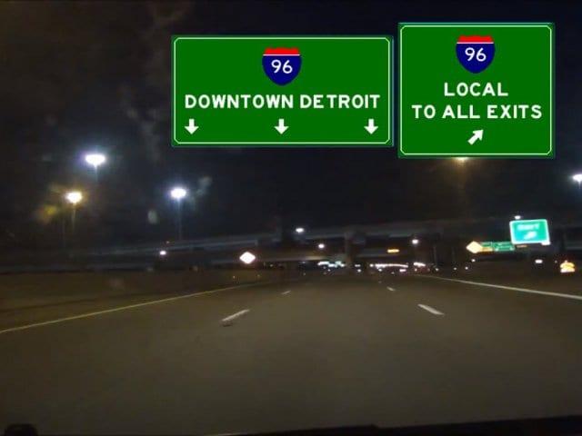 Como ir de Chicago a Detroit ou de Detroit a Chicago